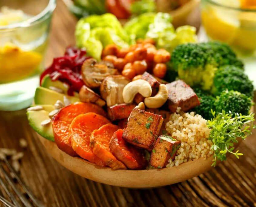 migliori fonte di proteine vegetali
