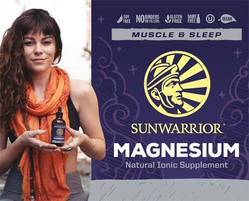 magnesio di Sunwarrior