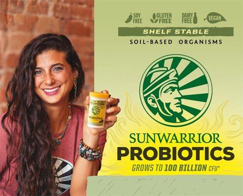 probiotici di Sunwarrior
